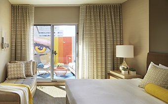 Premier Patio Guest Rooms